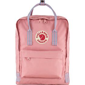 Fjällräven Kånken Backpack pink/long stripes
